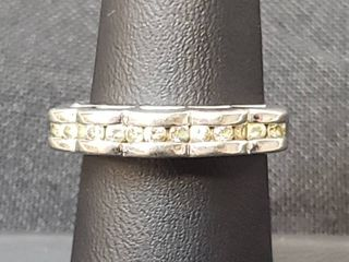 Ring Stamped Thailand GR   Size 7