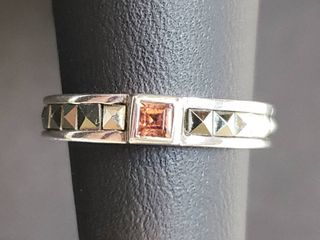 Boma 825 Sterling Ring   Size 6 25