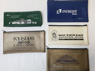 5 Bank Bags