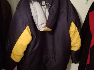 Mens Starter coat xl