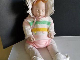 Sugar Britches handmade Porcelain doll