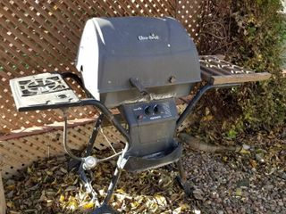 char Broil grill no tank