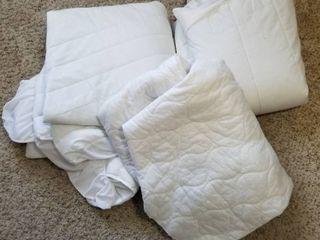 Full size mattress pads set of 3