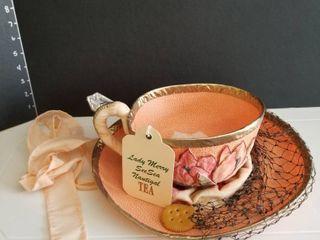 Whimsical Nautical Tea hat