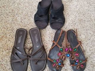 Womens sandals size 10