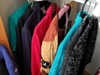 Womens jackets size 1x  16 and 2x