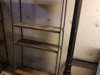 Metal shelf 60 x 30 x 10