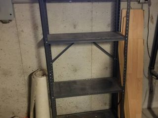 Metal shelf 58 x 30 x 11