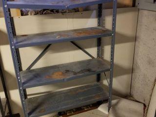 Metal shelf 59 x 36 x 12