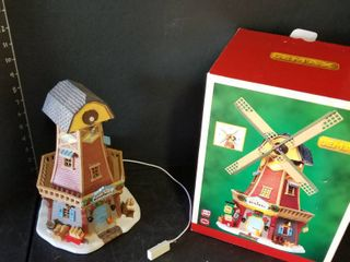 lemax lighted windmill  missing blade