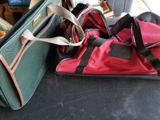 Protege duffel bag and Ascot bag