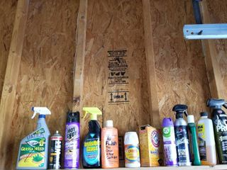 House and garden chemicals