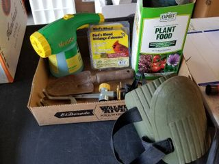 Plant food and Garden supplies