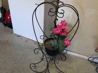 Garden plant holder 40  folding