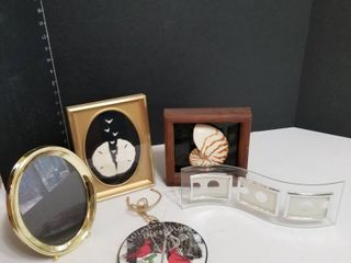 Shell and picture frames