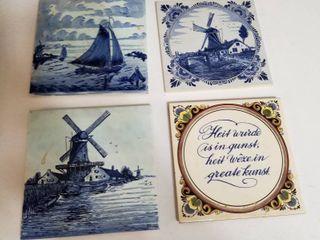 Dutch trivets