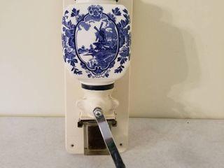 Dienes Dutch coffee grinder 13  tall