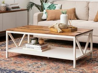 The Gray Barn Distressed Coffee Table Retail 198 49