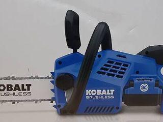 Kobalt 24v Max Cordless 12in Chainsaw