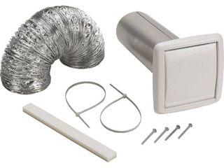Broan NuTone Wall Ducting Kit