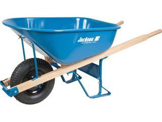 Jackson Steel Wheelbarrow