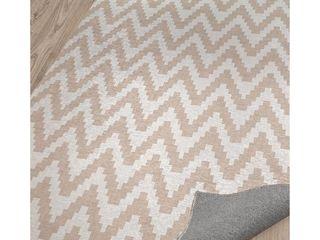 3x5ft Twine Beige Floor Mat