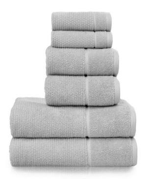 Silver Ultra Plush Turkish Towel Set