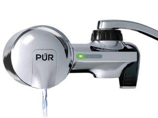 PUR Advanced Faucet Filtration System   Chrome   PFM400HV4 RETAIl  39 48