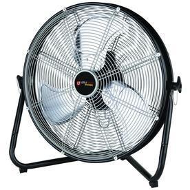 Utilitech Pro 20 in 3 Speed High Velocity Fan RETAIl  44 98