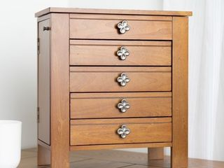 Hives   Honey Emma Jewelry Chest  Brown