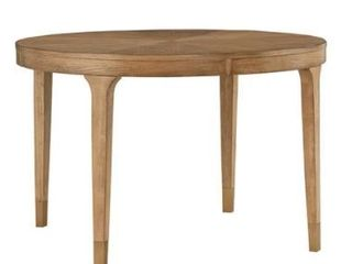 Madison Park Mansell Dining Table   Natural Wood Color