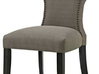 Modway Fabric Curve Dining Chair