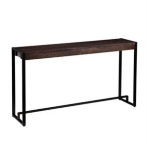 Macen Console Dark Oak   Holly   Martin