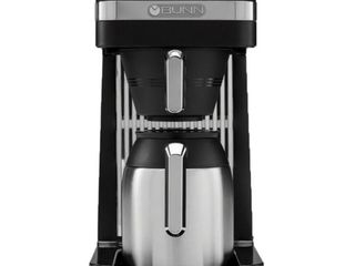 BUNN CSB3T Speed Brew Platinum Coffee Maker  Black  10 Cup