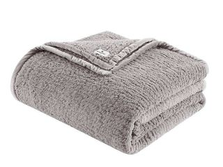 Woolrich Burlington Twin Berber Blanket Bedding