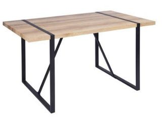 Furniture R   Dining Table   Wood Color
