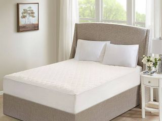 Beautyrest Deep Pocket Electric Heated Full Mattress Pad