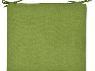 Green Outdoor Seat Cushion