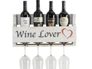 Handmade  Wine lover  little Elm Collection