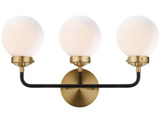 Jonathan Y Caleb 3 light 22  Wall Sconce