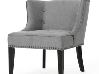 Christopher Knight Home Adelina Fabric Occasional Chair  Retail 174 49