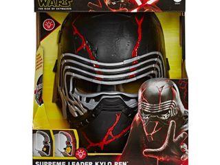 Star Wars  The Rise of Skywalker Supreme leader Kylo Ren Force Rage Mask  RETAIl  34 99