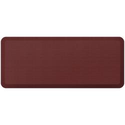 NewlifeAr By GelproAr 20 Inch x 48 Inch Designer Comfort Mat in Grasscloth Crimson  RETAIl  74 99