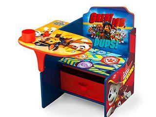 PAW Patrol Chair Desk with Storage Bin by Delta Children  RETAIl  49 99