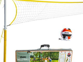 Franklin Sports Family Volleyball Set  RETAIl  39 99