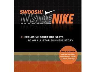 Swoosh  Inside Nike DVD Documentary   Great STOCKING STUFFER   RETAIl  37 49