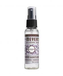 lOT OF 24 Mrs  Meyer s lavender Spray Hand Sanitizer  2 oz  each  RETAIl  83 76