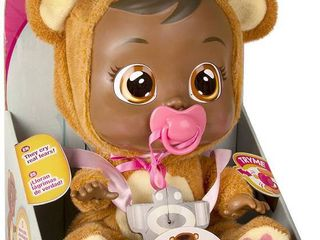 Cry Babies Bonnie Baby Doll   Bear  RETAIl  29 99