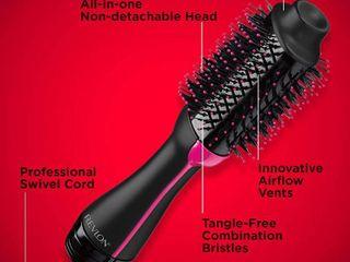 Revlon Salon One Step Hair Dryer And Volumizer Hot Air Brush  RETAIl  59 99