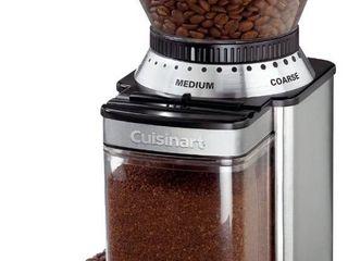 Cuisinart DBM 8 Supreme Grind Automatic Burr Mill  RETAIl  90 00
